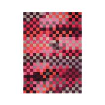 Esprit Szőnyeg, Pixel, Piros, 90X160 - A-Z Bútor Webáruház