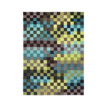 Esprit Szőnyeg, Pixel, Zöld, 90X160 - A-Z Bútor Webáruház