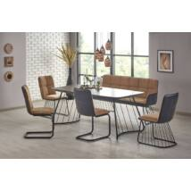 BOSTON asztal + K268 székek + K269 székek + L-1 kanapé