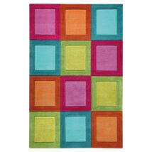 Smart Kids Gyerekszőnyeg, Smart Button, Többszínű, 110X170 - A-Z Bútor Webáruház