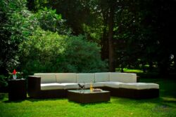 Bello Giardino műrattan kerti garnitúra - A-Z Bútor Webáruház