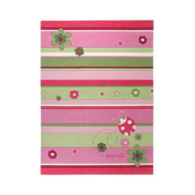 Esprit Gyerekszőnyeg, Ladybird, Rózsaszín, 120X180 - A-Z Bútor Webáruház