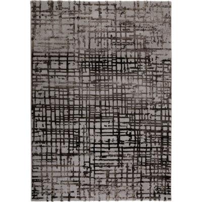 Esprit Szőnyeg, Velvet Grid, Barna, 120X170 - A-Z Bútor Webáruház