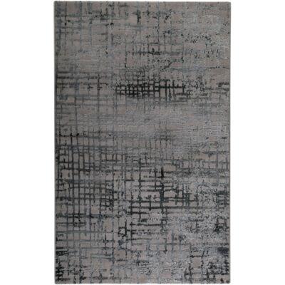 Esprit Szőnyeg, Velvet Grid, Petrolkék, 133X200 - A-Z Bútor Webáruház