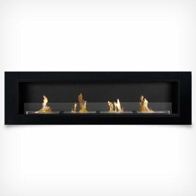 Luxus 2 Fali Biokandalló, 162 Cm, 4 Égős, Fekete - A-Z Bútor Webáruház