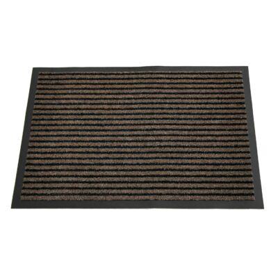 Grattant szennyfogó szőnyeg, barna, 60x80 cm - A-Z Bútor Webáruház