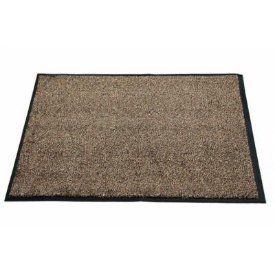 Microm szennyfogó szőnyeg, világosbarna, 90x150 cm - A-Z Bútor Webáruház