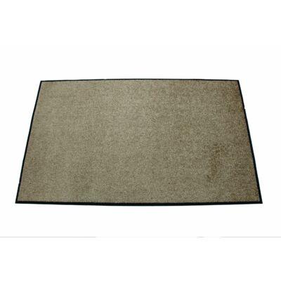 Wash and Clean szennyfogó szőnyeg, homokszínű, 90x250 cm - A-Z Bútor Webáruház