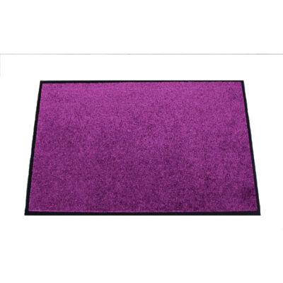 Wash and Clean szennyfogó szőnyeg, lila, 60x90 cm - A-Z Bútor Webáruház