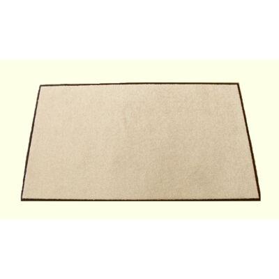 Wash and Clean szennyfogó szőnyeg, világos bézs, 90x150 cm - A-Z Bútor Webáruház