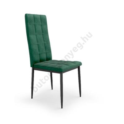 Halmar K415 szék, sötétzöld - A-Z Bútor Webáruház