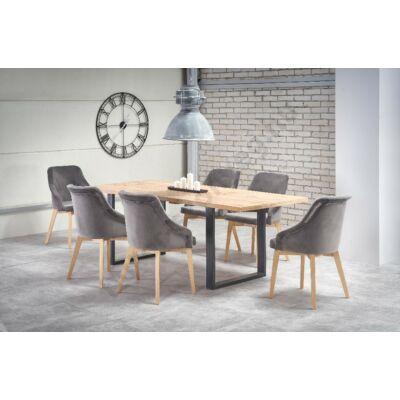 VENOM ÉTKEZŐASZTAL + TOLEDO 2 székek - A-Z Bútor Webáruház
