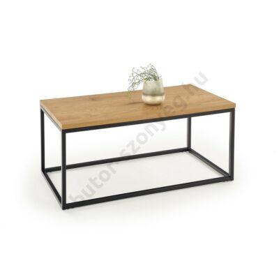 Halmar ARUBA Dohányzóasztal, Arany Tölgy - A-Z Bútor Webáruház