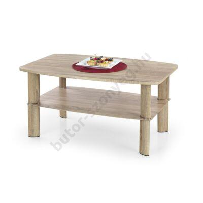 Halmar Astra 2 Dohányzóasztal, Sonoma Tölgy - A-Z Bútor Webáruház