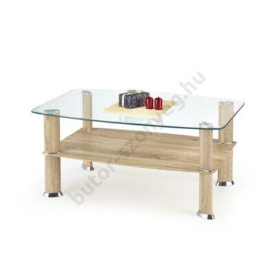 Halmar Astra Dohányzóasztal, Sonoma Tölgy - A-Z Bútor Webáruház