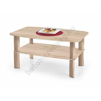 Halmar Astra 2 Dohányzóasztal, San Remo Tölgy - A-Z Bútor Webáruház