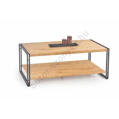 Halmar BAVARIA Dohányzóasztal, Arany Tölgy - A-Z Bútor Webáruház