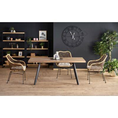 BERLIN ÉTKEZŐASZTAL + K336 székek - A-Z Bútor Webáruház