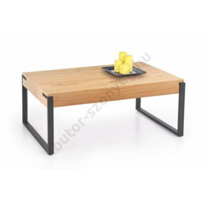 Halmar CAPRI Dohányzóasztal, Arany Tölgy - A-Z Bútor Webáruház
