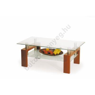Halmar Diana Dohányzóasztal, Cseresznye - A-Z Bútor Webáruház