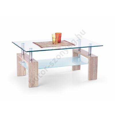 Halmar Diana Intro Dohányzóasztal, Sonoma Tölgy - A-Z Bútor Webáruház