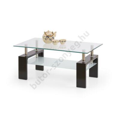 Halmar Diana Dohányzóasztal, Wenge - A-Z Bútor Webáruház