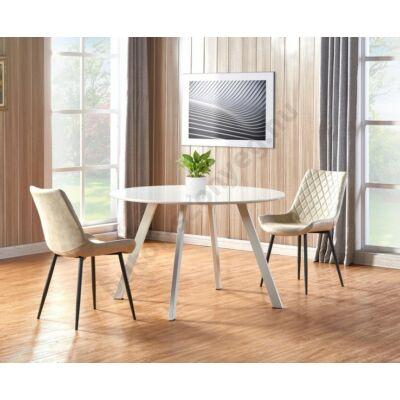ELIF ÉTKEZŐASZTAL, K313 Bézs székekkel - A-Z Bútor Webáruház