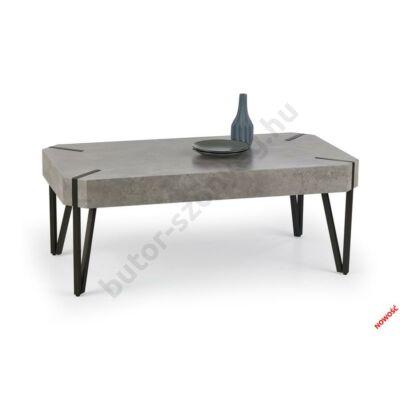 Halmar Emily Dohányzóasztal, Beton Szürke - A-Z Bútor Webáruház