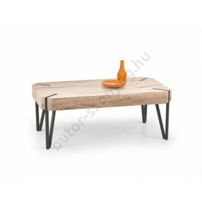 Halmar Emily Dohányzóasztal, San Remo Tölgy - A-Z Bútor Webáruház