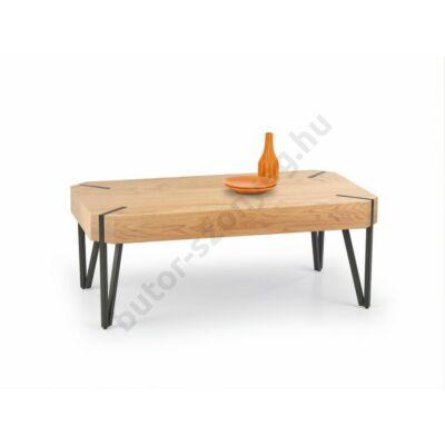 Halmar Emily Dohányzóasztal, Arany Tölgy - A-Z Bútor Webáruház