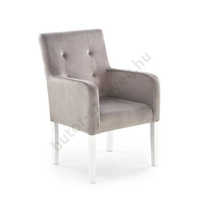 Halmar FILO Fotel, Fehér - A-Z Bútor Webáruház