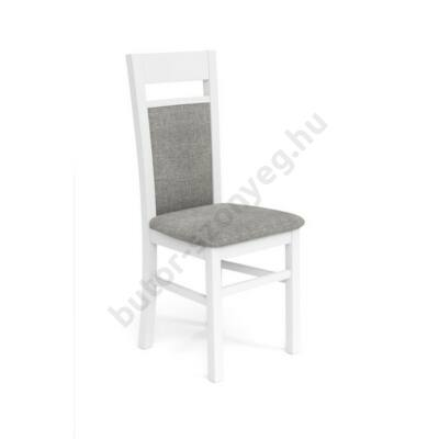 Gerard 2 fa étkezőszék, fehér - A-Z Bútor Webáruház