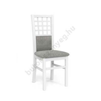 Gerard 3 fa étkezőszék, Fehér - A-Z Bútor Webáruház