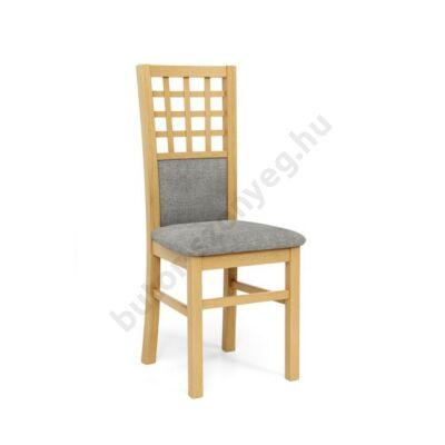 Gerard 3 fa étkezőszék, Méz tölgy - A-Z Bútor Webáruház