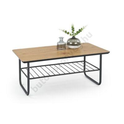 Halmar GRILLO Dohányzóasztal, Arany Tölgy - A-Z Bútor Webáruház