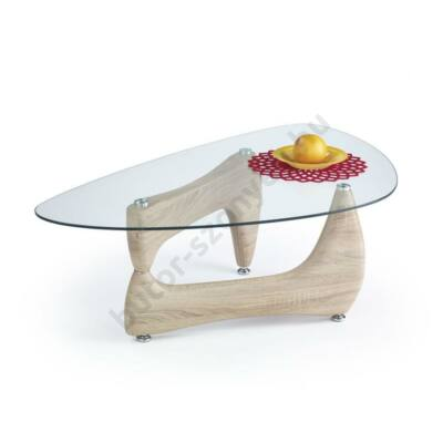 Halmar Karen Dohányzóasztal, Sonoma Tölgy - A-Z Bútor Webáruház