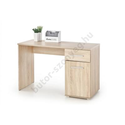Halmar LIMA B-1 Íróasztal, Sonoma Tölgy - A-Z Bútor Webáruház