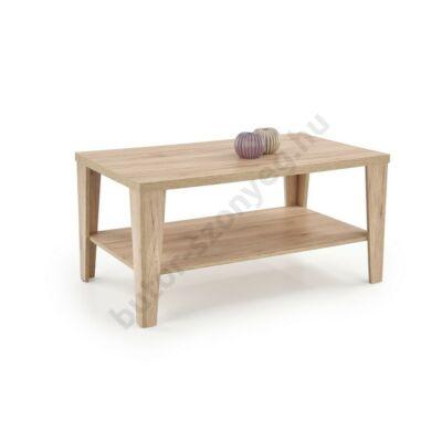 Halmar MANTA Dohányzóasztal, San Remo Tölgy - A-Z Bútor Webáruház