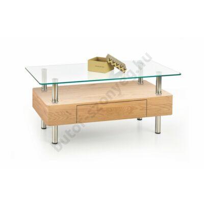 Halmar Margot Dohányzóasztal, Arany Tölgy - A-Z Bútor Webáruház