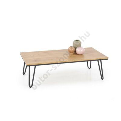 Halmar NILA Dohányzóasztal, Arany Tölgy - A-Z Bútor Webáruház