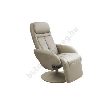 Halmar Optima Relax Fotel, Cappuccino - A-Z Bútor Webáruház