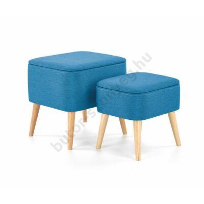 Halmar Pula Ülőke, Kék - A-Z Bútor Webáruház