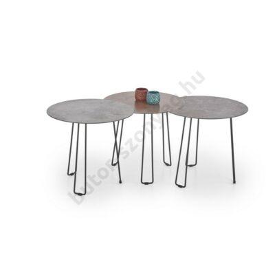 Halmar TRIPLE Dohányzóasztal - A-Z Bútor Webáruház