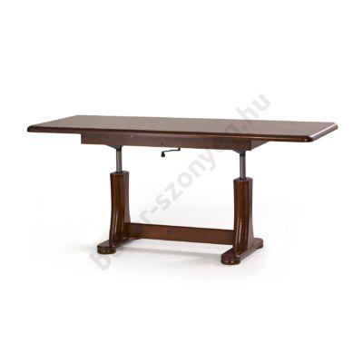 Halmar Tymon Dohányzóasztal, Gesztenye - A-Z Bútor Webáruház