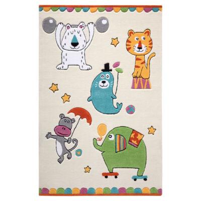 Smart Kids Gyerekszőnyeg, Little Artists, Bézs, 110X170 - A-Z Bútor Webáruház