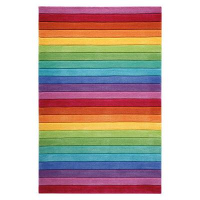 Smart Kids Gyerekszőnyeg, Smart Stripe, Többszínű, 130X190 - A-Z Bútor Webáruház