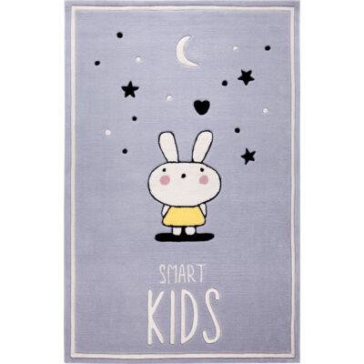 Smart Kids Gyerekszőnyeg, Conny, Szürke, 110X170 - A-Z Bútor Webáruház