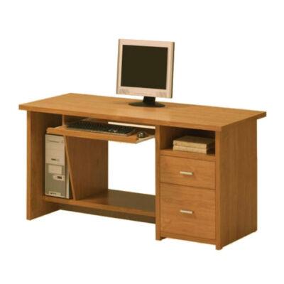 OSCAR PC1 ÍRÓASZTAL, CSERESZNYE - A-Z Bútor Webáruház